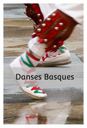chaussures danse basque