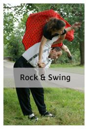 chaussures danse rock & swing